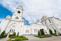 Dormition Cathedral in Vladimir, Russia Royalty Free Stock Images