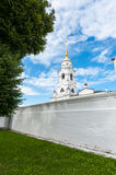 Dormition Cathedral in Vladimir, Russia Stock Photo