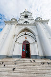 Dormition Cathedral in Vladimir, Russia Stock Images