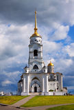 Dormition Cathedral in Vladimir Stock Photography