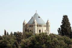 Dormition Church, Jerusalem Stock Image