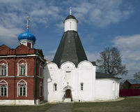 Dormition church of Kolomna Kremlin Stock Images