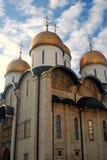 Dormition church. Moscow Kremlin. Color photo. Stock Photos