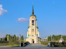 Dormition Church in Voronezh, Russia Royalty Free Stock Photos