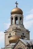 Dormition de la cathédrale de Theotokos Photos stock