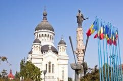 Dormition de la cathédrale de Theotokos Photos libres de droits