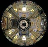 Dormition de la madre de la catedral de dios, Varna - Bulgaria Fotografía de archivo