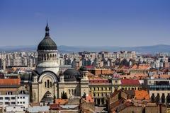 Dormition der Theotokos-Kathedrale Stockfoto