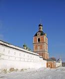 dormition goritsky修道院 免版税库存图片