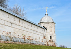 Dormition Goritsky修道院  免版税图库摄影