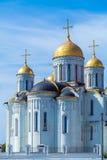 Dormition katedra w Vladimir, Rosja (1160) Obrazy Royalty Free