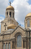 Dormition of the Mother of God Cathedral, Varna -  Stock Image