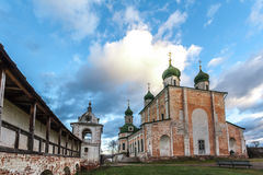 Dormition Theotokos大教堂  库存图片