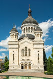 The Dormition of the Theotokos Cathedral Stock Photos