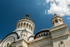 The Dormition of the Theotokos Cathedral Royalty Free Stock Image