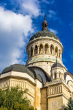 Dormition of the Theotokos Cathedral in Cluj-Napoca Royalty Free Stock Images