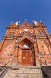 Dormition of the Theotokos church. Kursk Stock Photo