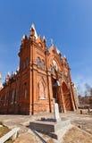 Dormition of the Theotokos church. Kursk Stock Photos