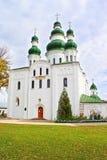 Dormition (Uspensky) Kathedrale des Klosters Eletsky Frauen Lizenzfreie Stockbilder