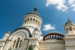 Dormition van de Theotokos-Kathedraal Royalty-vrije Stock Afbeeldingen