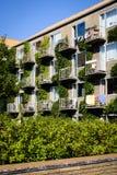 Dormitories, Aarhus University, Denmark Royalty Free Stock Photography