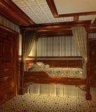 Dormitorio 1 de la fantasía libre illustration