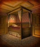 Dormitorio 2 de la fantasía stock de ilustración