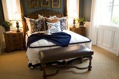 Dormitorio 2418 Fotos de archivo libres de regalías