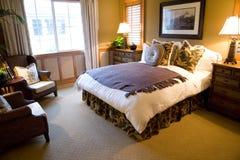 Dormitorio 2436 Imagen de archivo libre de regalías
