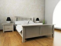 Dormitorio Foto de archivo
