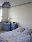 Dormitorio Fotografía de archivo