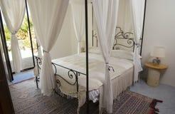 Dormitorio casero de Holyday fotos de archivo