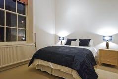 Dormitorio clásico Foto de archivo libre de regalías