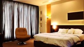 Dormitorio 3D Imagenes de archivo