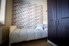 Dormitorio de Childs Fotos de archivo