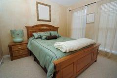 Dormitorio de huésped Fotos de archivo