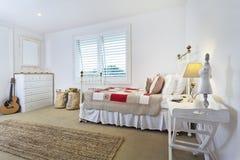 Dormitorio de los cabritos Foto de archivo