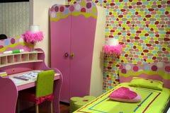 Dormitorio de los niños imagenes de archivo
