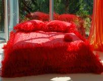 Dormitorio de lujo Imagenes de archivo