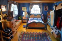 Dormitorio de Mickey en el mundo Orlando de Disney Imagenes de archivo