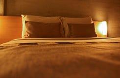 Dormitorio del hotel imagenes de archivo