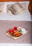 Dormitorio del hotel de Ares Imagen de archivo