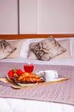 Dormitorio del hotel de Ares Fotos de archivo libres de regalías