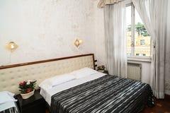 Dormitorio elegante Imagenes de archivo