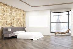 Dormitorio en Nueva York libre illustration
