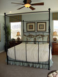 Dormitorio hermoso fotos de archivo