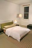 Dormitorio moderno lujoso fotografía de archivo