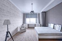Dormitorios del diseño interior imagen de archivo libre de regalías