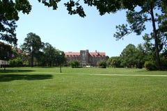 dormitorium uniwersytet zdjęcie royalty free