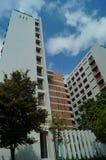 The dormitory building of Shenzhen University Stock Photo